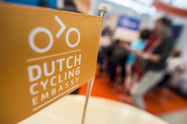 Dutch Cycling Embassy branding
