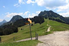 Gross und Chli Aubrig (uwelino) Tags: switzerland schweiz swiss suisse swisstravel swisstravelspectacular chli aubrig euthal kanton schwyz europa europe alpen alps wandern trekking 2017 wegweiser