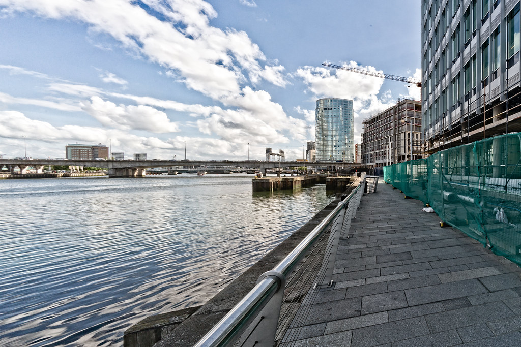 CITY QUAYS [BELFAST HARBOUR]-129227
