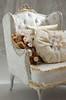 "Set ""Antoinette"" 1: 4 chair, ottoman, pillows LE 8 №4 (JuliaGart) Tags: furniture furniturefordolls furnitureforthesybarite scale 14 pillow pouf chair sybarite order numina kd julia juliagart gartung"