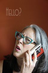 """155/365 Covfefe Brand Cell Phones -- Embracing Yesteryear's Technology (ruthlesscrab) Tags: wah """"we'rehere"""" hereios """"366the2017edition"""" 3662017 """"day155365"""" 4jun17 analog cassette spc self weird phone covfefe"""