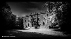 The Ghosts of Moorehall (adrianmoorephotography) Tags: moorehall moore hall muckloon mayo abandoned house ireland west connaught ruin photography black white old stately history