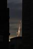 sunset reflextion (scienceduck) Tags: 2017 june seattle washington usa us america pacific northwest scienceduck crane construction