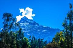Peruvian Andes around Huarez.
