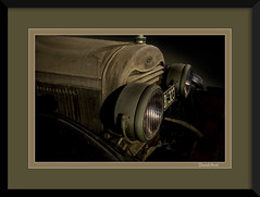 Framed Linclon (david.horst.7) Tags: car auto automobile lincoln californiatop phaeton 1932 detail mat frame frames