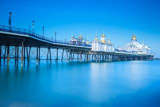 Eastbourne Pier Golden Tops