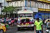 DSC00498 (deepchi1) Tags: panama centralamerica people hats panamanianhats jeepney bus jeep