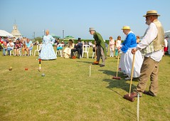 FUNK9262 (Graham Ó Síodhacháin) Tags: broadstairsdickensfestival 2017 croquet victorian dickensian charlesdickens