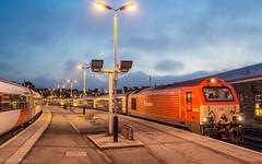 Caledonian Sleeper rents DB (IschibaldTM) Tags: uk caledoniansleeper dbschenkeruk inverness scotland schottland scottrail eisenbahn nachtzug sleepingcar rail railway steam