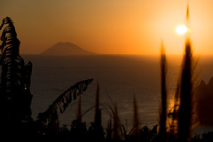 stromboli blend (pat.netwalk) Tags: calabria italy stromboli sunset copyrightpatrickfrank bildgutch
