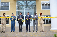PM Opens JDF Directorate of Training and Doctrine