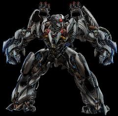 Nitro Zeus (TLK Custom) (Barricade24) Tags: transformers 5 the last knight tlk decepticon nitro zeus shockwave boss robot