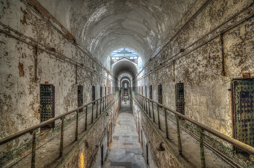 eastern state penitentiary reflection paper Eastern state penitentiary and other historic prisons  through-isolation-and-reflection  eastern state penitentiary video definitely shed.