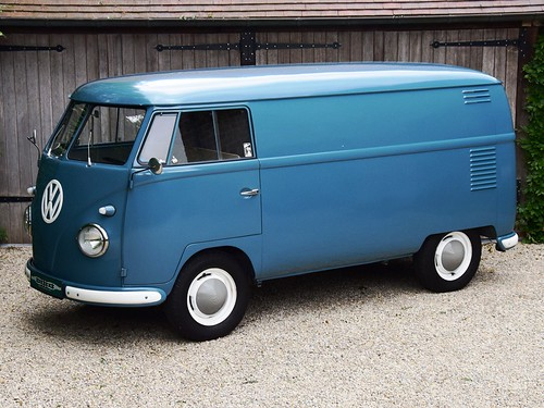 Volkswagen T1 Delivery Van (1955)