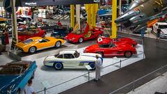 Auto & Technik museum collection, Sinsheim, 20170617 (G · RTM) Tags: autotechnikmuseumsinsheim miura lamborghini countach museum sinsheim collection cars
