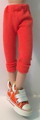Tangerine Capri Pants...For Blythe...