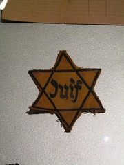 The Musée de l'Armée (Army Museum) - Paris (rylojr1977) Tags: paris war museum history starofdavid racism nazi jews holocaust ww2 patch tag badge persecution