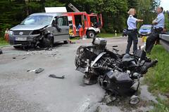 Dobel: Tödl. Motorradunfall - 11.06.2017 (GoldstadtTV) Tags: tödl motorradunfall dobel