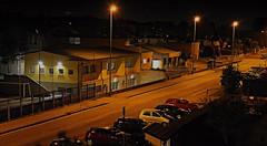 Notturno attraverso una finestra (pattyconsumilano) Tags: cassanodadda notte notturno nightshot night roadpics strada