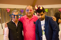 DSC_8696 (Puneet_Dembla) Tags: dembla puneet birthday party family getogether event social baby first celebration girl cake