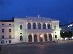 Börsen at dusk, Gustav Adolfs torg, Gothenburg, Sweden (Paul McClure DC) Tags: gothenburg göteborg sweden sverige july2015 historic architecture