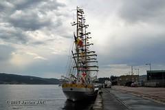 El Velero Rumano Mircea es un velero del tipo barca de tres mástile  (25) (javier_cx9aaw) Tags: elero rumano mircea