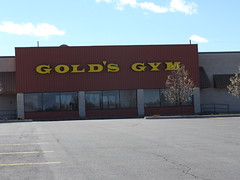 Former King's-Ames-Gold's Gym Chambersburg, PA (Coolcat4333) Tags: former kings ames golds gym chambersburg pa