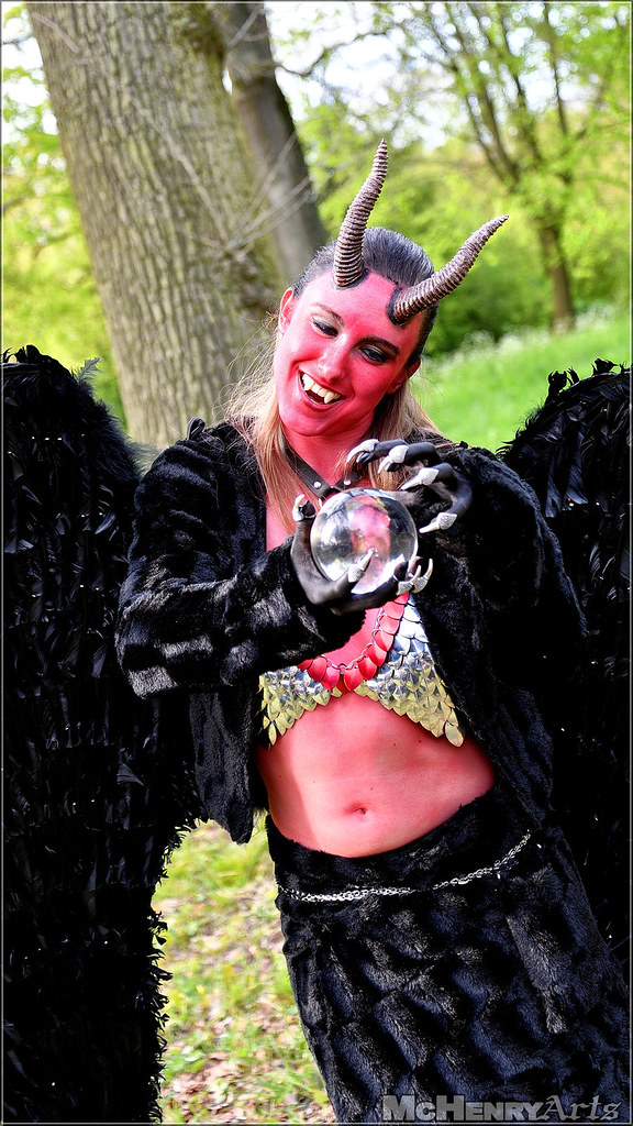 The world 39 s best photos of demon and girl flickr hive mind - Hot demon women ...