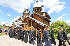 103. The Feast of All Saints of Russia / Всех святых Церкви Русской 18.06.2017