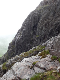 slime wall from broad buttress