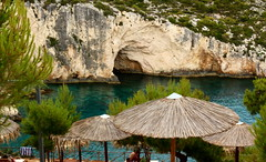 Zante Greece (Roy Richard Llowarch) Tags: zante zante17 zante2017 zakynthos island islands water sea seaside seascapes seascape landscapes landscape royllowarch royrichardllowarch llowarch rocks bays caves coves olives beaches beach hills mountains summer summertime vacation vacations holiday holidays vacation2017 summerholiday greek greece greekislands travel travelling ioniansea theioniansea ionianislands theionianislands europe european sand trees mediterranean mediterraneansea mediterraneanislands themediterranean places beautiful beautifulplaces beauty naturalbeauty sunshine sunny sun driving outdoor outside trips cloud clouds sky bluesky blueskies