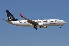 TC-JHC LMML 07-07-2017 (Burmarrad) Tags: airline turkish airlines aircraft boeing 7378f2 registration tcjhc cn 35742 lmml 07072017
