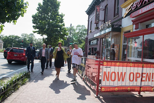 June 15, 2017 -- Ward 2 Community Business Walk