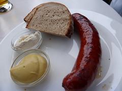 Pražská klobása!!! P1020200 (amalia_mar) Tags: crazytuesdaytheme appetizing food eat pražskáklobása praha prague czechrepublic sausage
