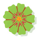 flower 1255 icon (kwippe) Tags: icons clipart vector