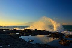 BRUCOLI-SICILY (Salvatore Torrisi-SICILY TRAVEL PHOTOS) Tags: brucoli sicily etna volcano sea seascape lanscape travel sicilia sunset