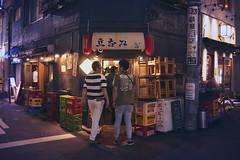 NO SHINBASHI, NO LIFE (ajpscs) Tags: ajpscs japan nippon 日本 japanese 東京 tokyo city people ニコン nikon d750 tokyostreetphotography streetphotography street 2017 shitamachi nightshot tokyonight nightphotography citylights tokyoinsomnia nightview lights dayfadesandnightcomesalive afterdark urbannight alley othersideoftokyo strangers tokyoalley attheendoftheday urban walksoflife 白&黒 izakaya salaryman onefortheroad streetoftokyo noshinbashinolife