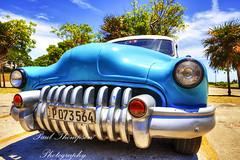 Mean Machine (Paul Thompson Photography) Tags: cuba cuban car drama dramatic dramatictonemapped hdr photomatix paulthompson paul thompson tonemapped photography photographer low