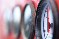 AMPS (luenreta) Tags: amperímetro instrumental medición indicador macro 7dwf car