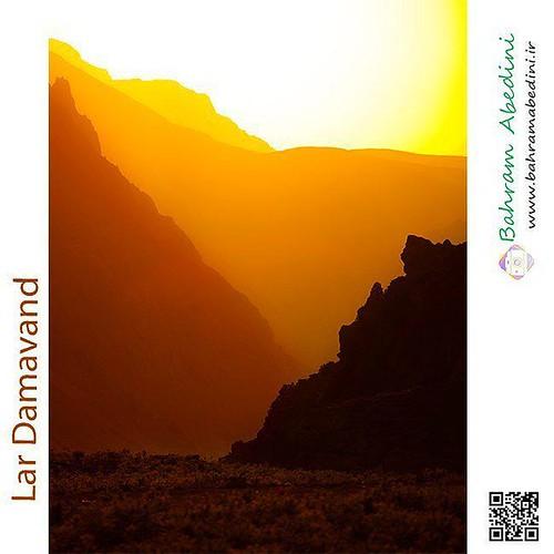 پارک ملی لار یکی از مناطق حفاظتشده ایران است که دارای اکوسیستمهای کوهستانی مرتفع و آبی میباشد. این منطقه در البرز مرکزی نزدیک دامنهٔ جنوب غربی دماوند و در مرز دو استان تهران و مازندران قرار گرفتهاست. این منطقه در سال ۱۳۵۴ به پارک ملی مبدل شد. اما پس ا