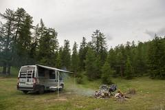 Relax nei boschi-29 ( YariGhidone ) Tags: rosso cesana lago nero claviere monti della luna van life vanlife campe furgone vita avventure adventure campfire camping wildlife wild camper
