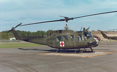 UH-1V 67-17534 AL ARNG (spbullimore) Tags: uh1 6717534 alarng us army usa montgomery dannelly field huey alabama 1989