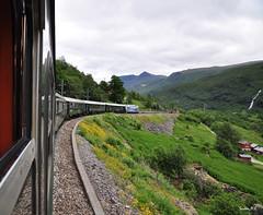 Tren de Flam, Noruega (Santos M. R.) Tags: tren flam noruega
