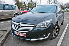 Photo of Opel Insignia Sports Tourer - 1-JEX-310 - Belgium