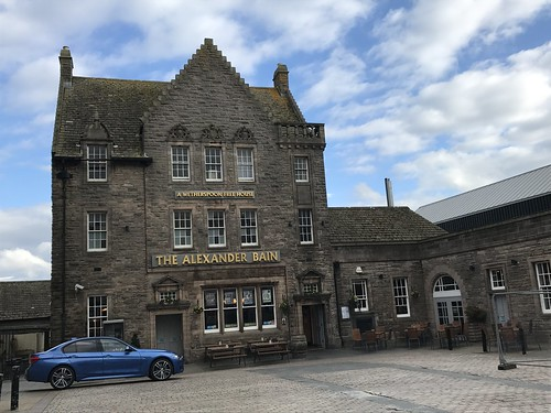 The Alexander Bain Wetherspoon pub, Wick