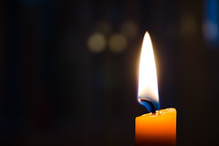 Candle Light (piotrstekow) Tags: candle kerze candlelight light kerzenlicht fire feuer