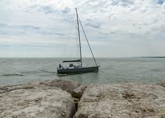 Caorle (Paolo FDT Project) Tags: sea beach boat landscape caorle relax travel adriatic veneto venezia