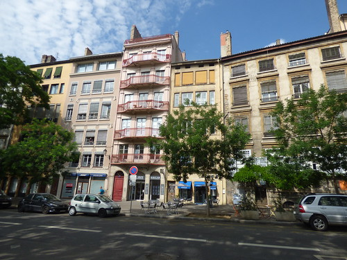 Quai Romain-Rolland, Vieux Lyon
