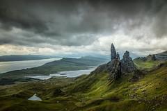 Resolute (rgcxyz35) Tags: lochleathan highland lochs scotland mountains skye thestorr innerhebrides island westcoast oldmanofstorr soundofraasay trotternishridge trotternish clouds