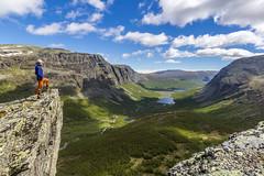 Hydalen2 (Hemsedøl) Tags: hydalen hemsedal norway nature view summer norge sommer natur utsikt blue sky blå himmel